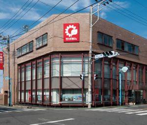 千葉銀行 館山支店